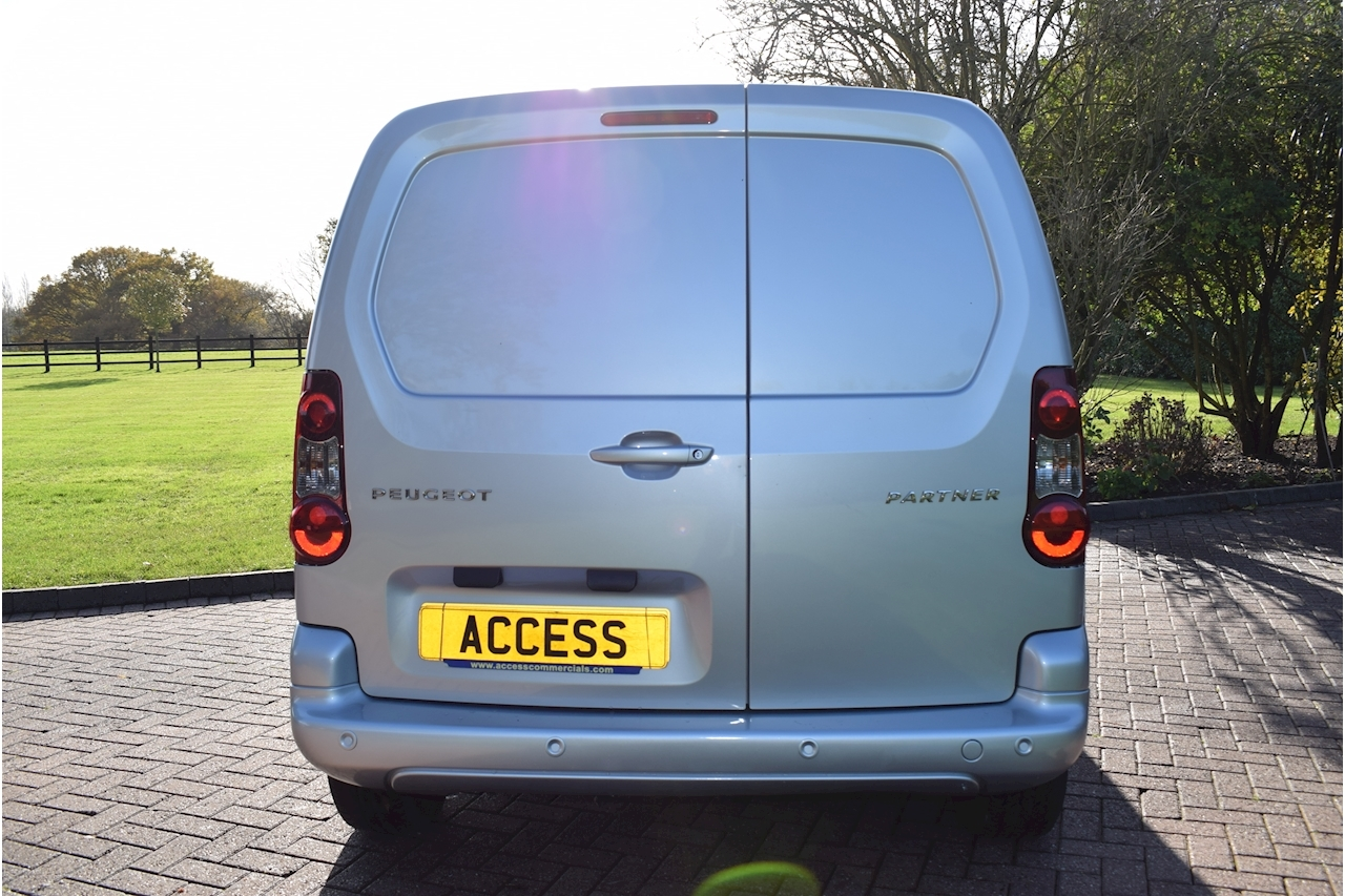 Peugeot Partner Blue Hdi Professional L1 Panel Van 1.6 Manual Diesel