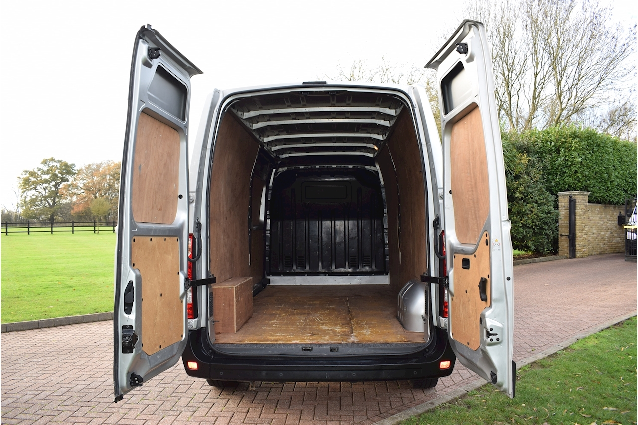 Renault Master Lm35 Business Plus Dci 2.3
