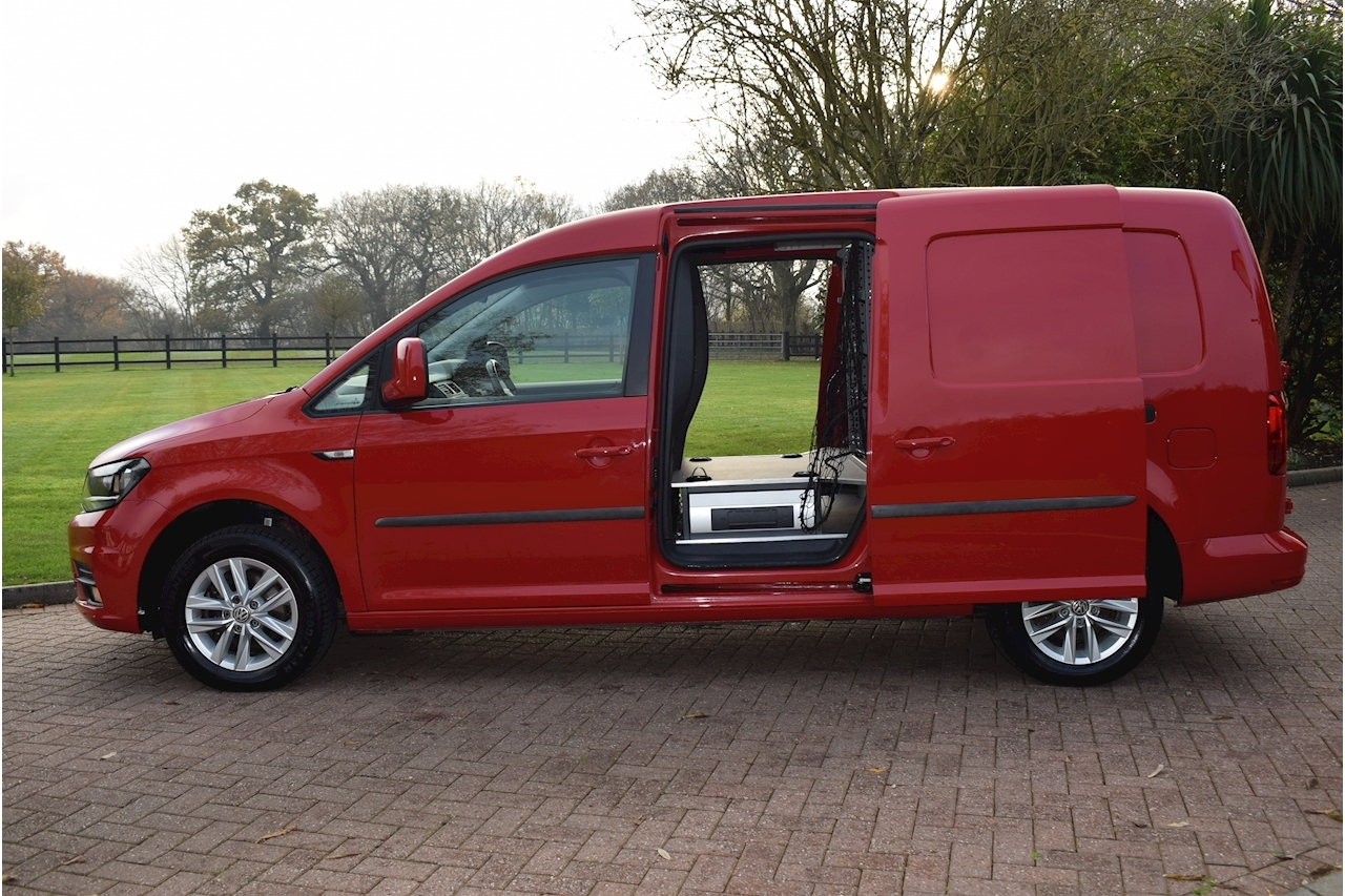 Volkswagen Caddy Maxi C20 Tdi Highline Panel Van 2.0 Manual Diesel