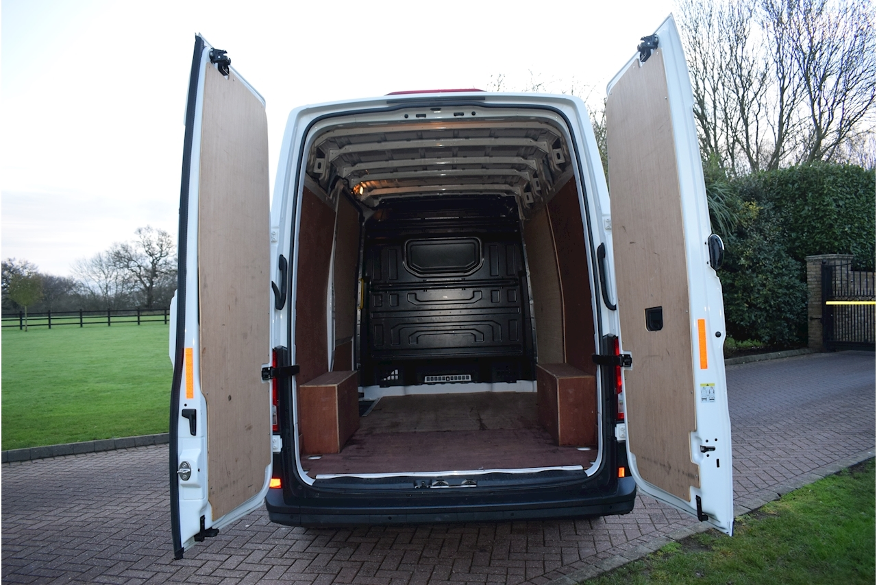 Volkswagen Crafter Cr35 Tdi L MWB 140BHP Business Pack 2.0 Panel Van Manual Diesel