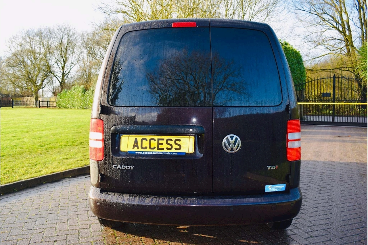 Volkswagen Caddy C20 Plus Tdi Highline Panel Van 1.6 Manual Diesel