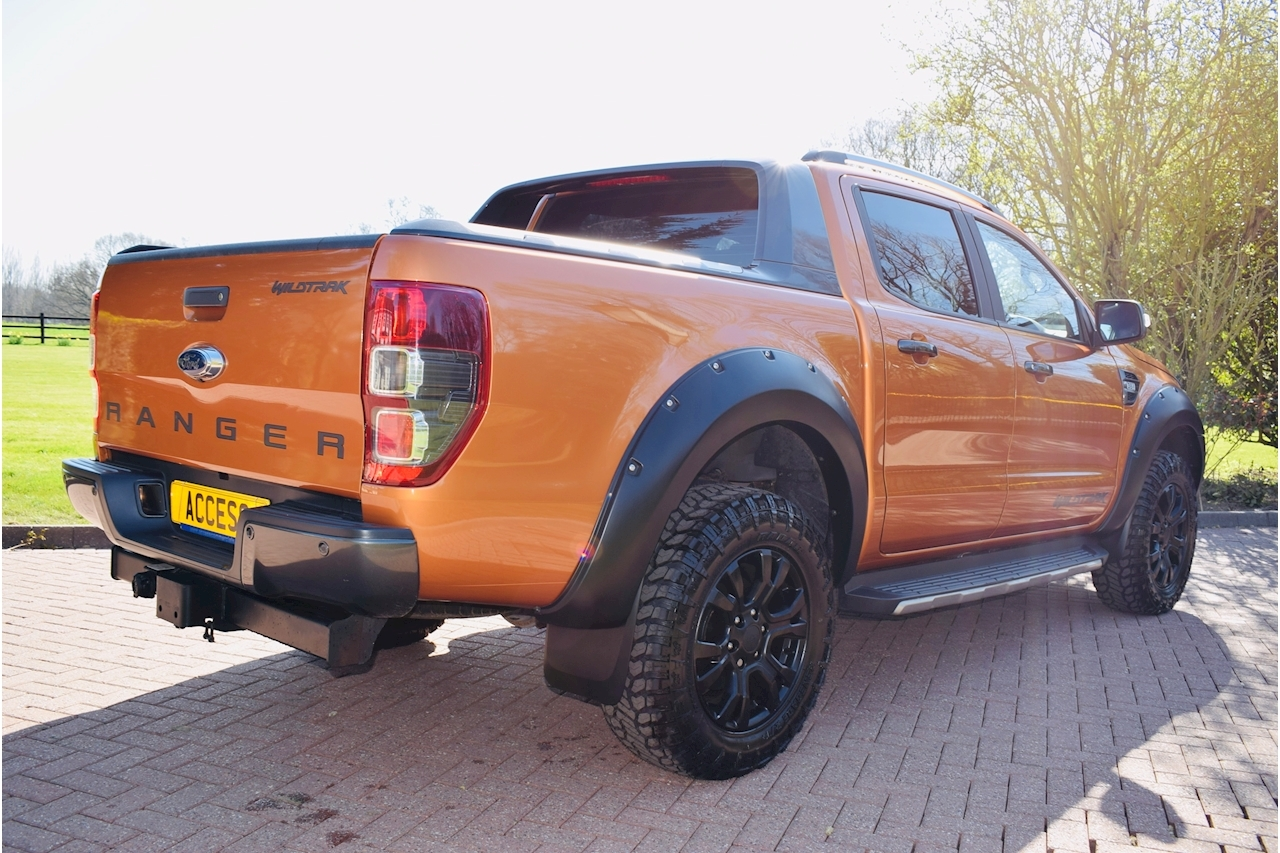 Ford Ranger Wildtrak 4X4 Dcb Tdci 3.2 4x4 Automatic