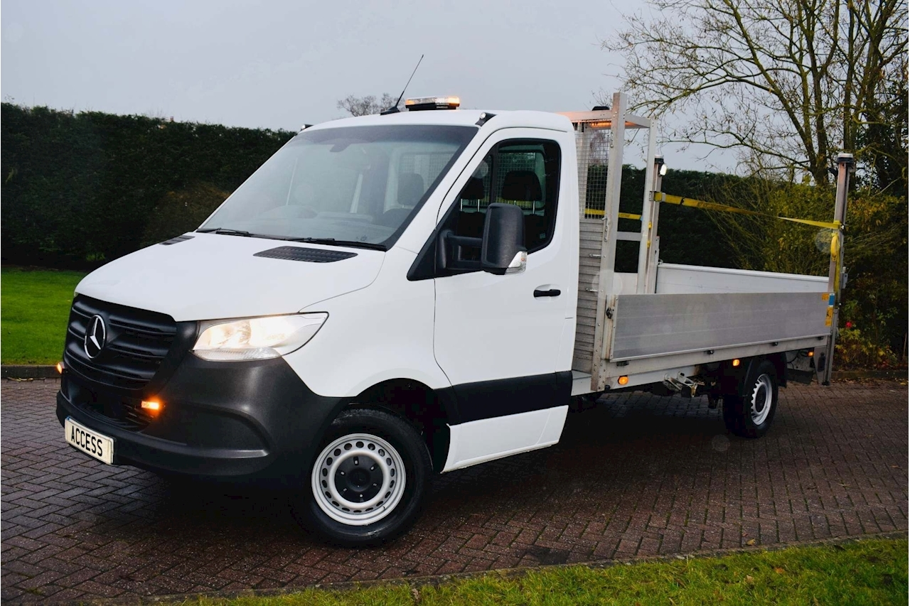 Mercedes-Benz Sprinter 314 Cdi 2.1 Dropside Manual Diesel