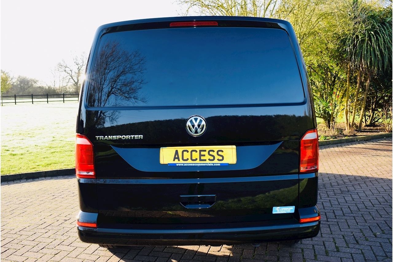 Volkswagen Transporter T28 Tdi  Highline Bmt With Tail Gate Panel Van 2.0 Manual Diesel
