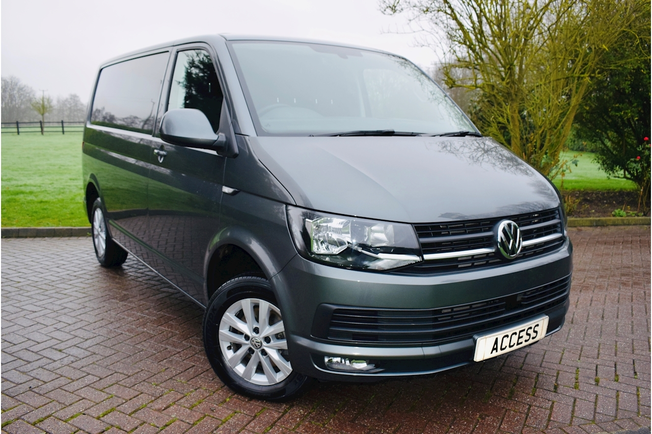 Volkswagen Transporter T28 Tdi Highline Bmt Panel Van 2.0 Manual Diesel