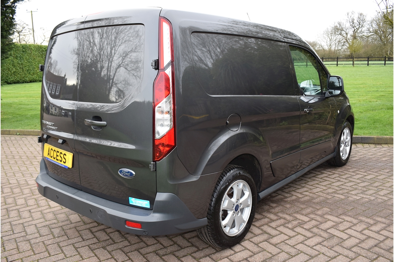 Ford Transit Connect 200 Limited 1.5 air con alloys