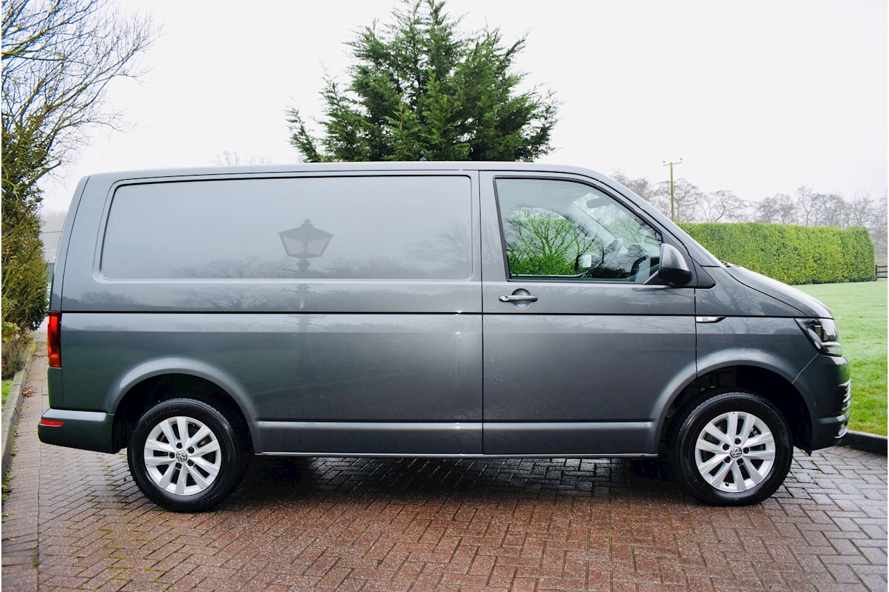 Volkswagen Transporter T28 Tdi P/V Highline Bmt 2.0 5dr Panel Van Manual Diesel