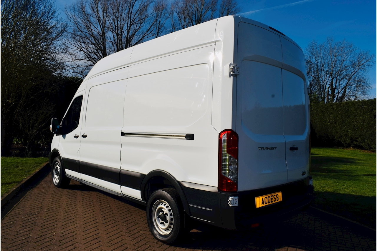 Ford Transit 350 L3 H3 euro 6 long wheel base high roof Panel Van 2.0 Manual Diesel