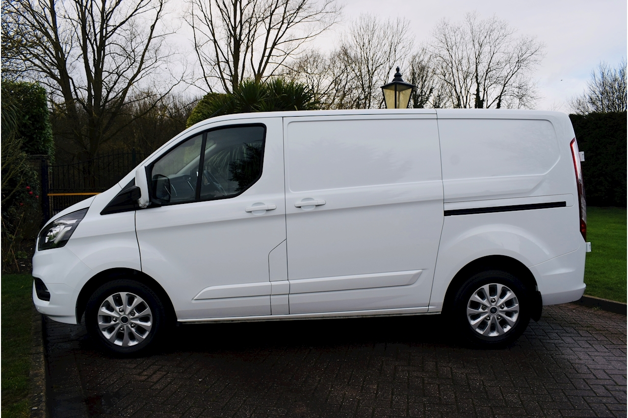 Ford Transit Custom 300 Limited P/V L1 H1 Panel Van 2.0 Manual Diesel