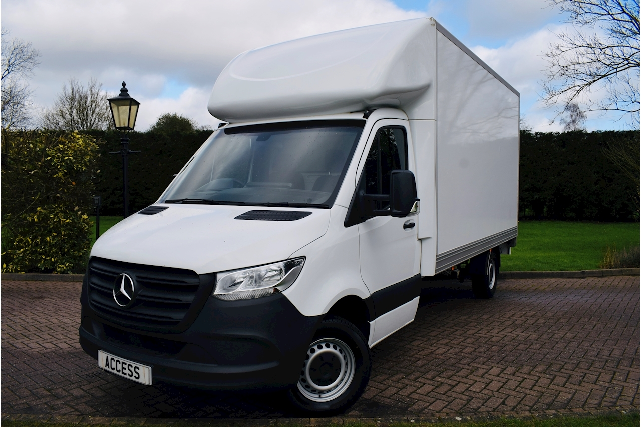Mercedes-Benz Sprinter 314 Cdi 2.1 2dr Luton Manual Diesel