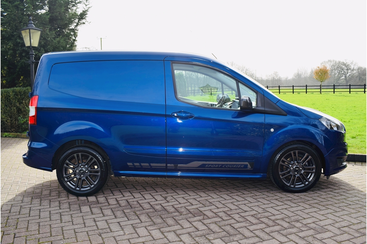 Ford Transit Courier Sport Tdci Panel Van 1.5 Manual Diesel Air Con