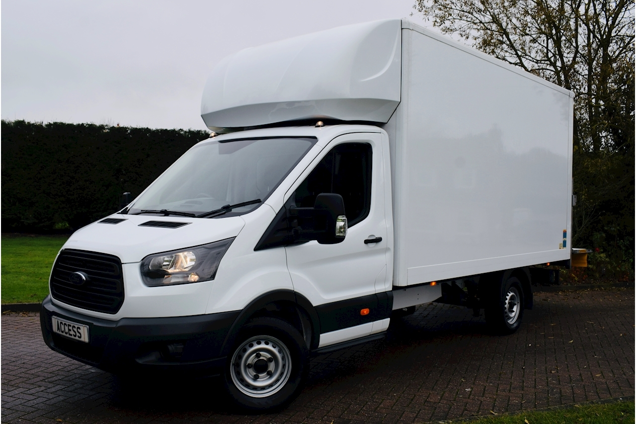 Ford Transit 350 L5  2.0 2dr Luton Manual Diesel euro 6 for london 500kg tail lift