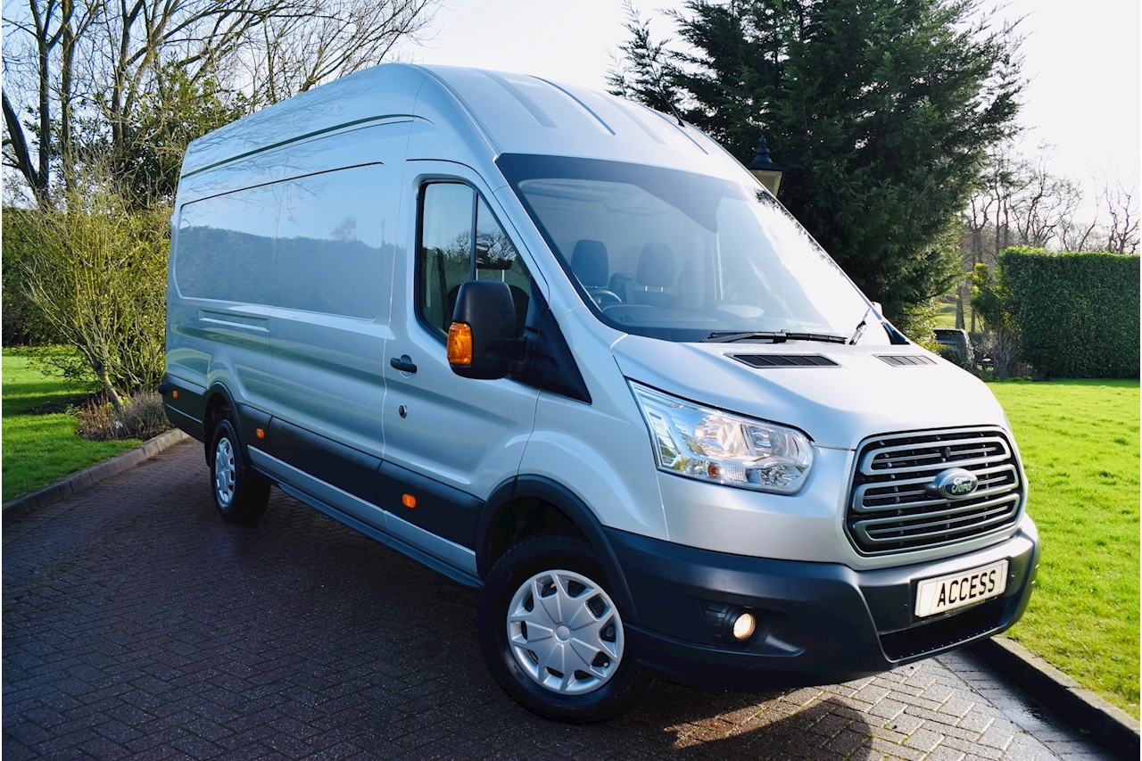 Ford Transit Jumbo 350 L4 C/C 2.0 5dr Panel Van Manual Diesel