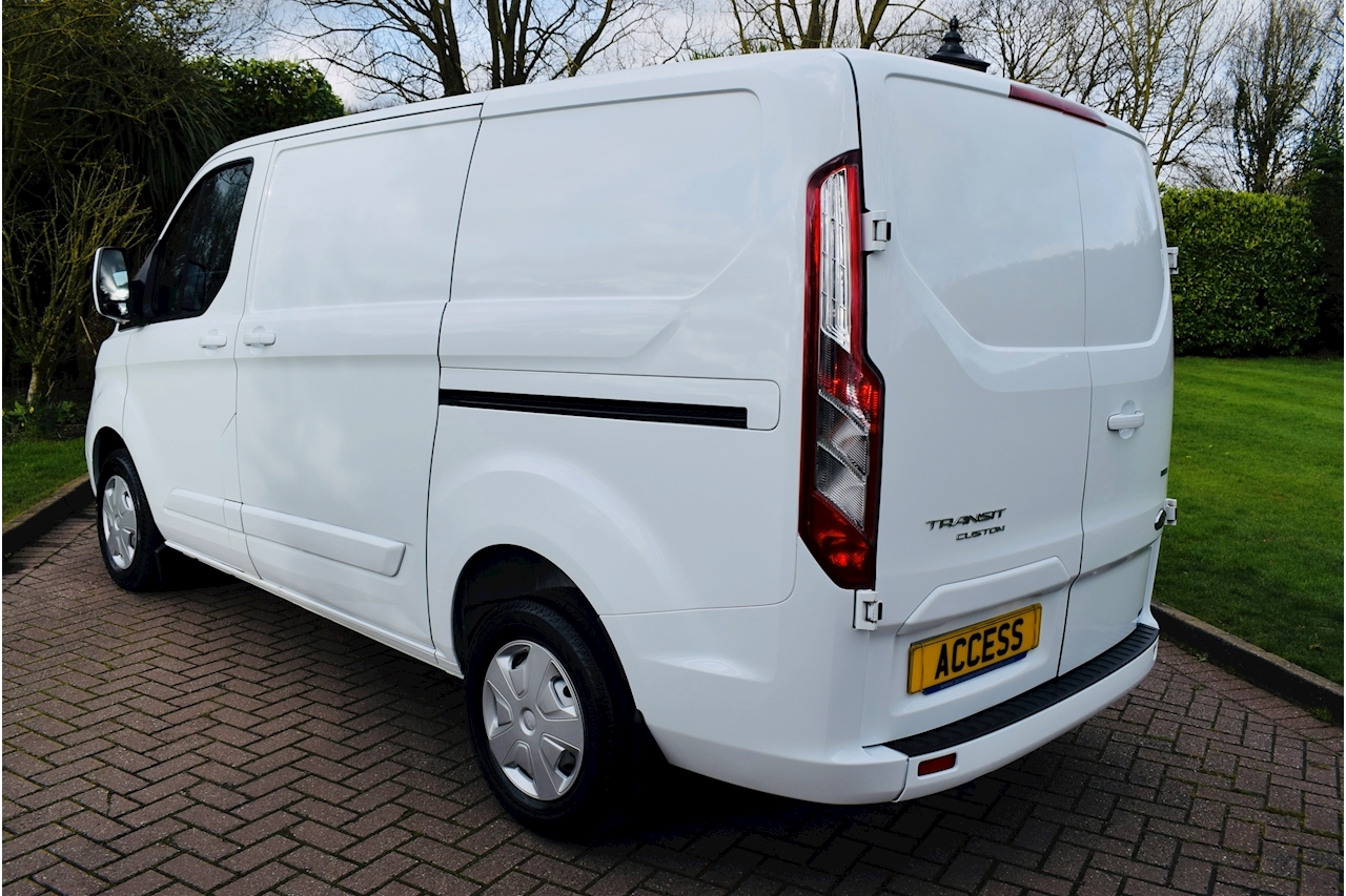 Ford Transit Custom 300 Base P/V L1 H1 Panel Van 2.0 Manual Diesel euro 6