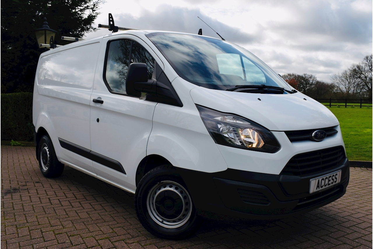 Ford Transit Custom 290 Lr P/V Panel Van 2.0 Manual Diesel euro 6