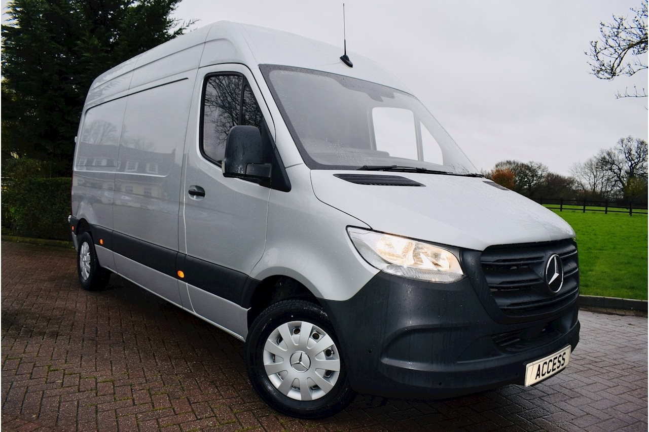 Mercedes-Benz Sprinter 314 Cdi Panel Van 2.1 Manual Diesel sat nav air con