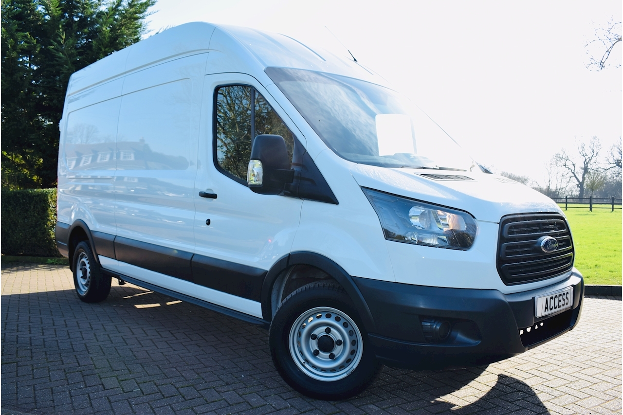 Ford Transit 350 L3 H3  Panel Van 2.0 Manual Diesel 130ps euro 6