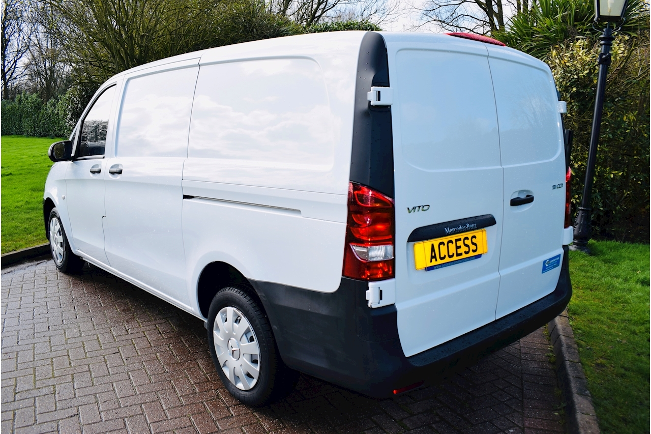 Mercedes-Benz Vito 111 Cdi Panel Van 1.6 Manual euro 6 Diesel choice of 20 from