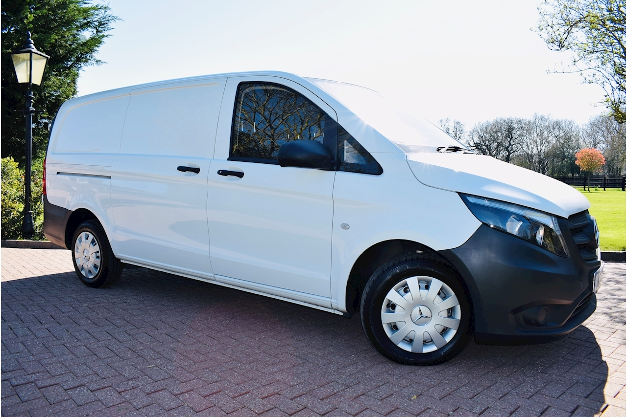 Mercedes-Benz Vito 111 Cdi Panel Van 1.6 Manual Diesel choice of 20 from