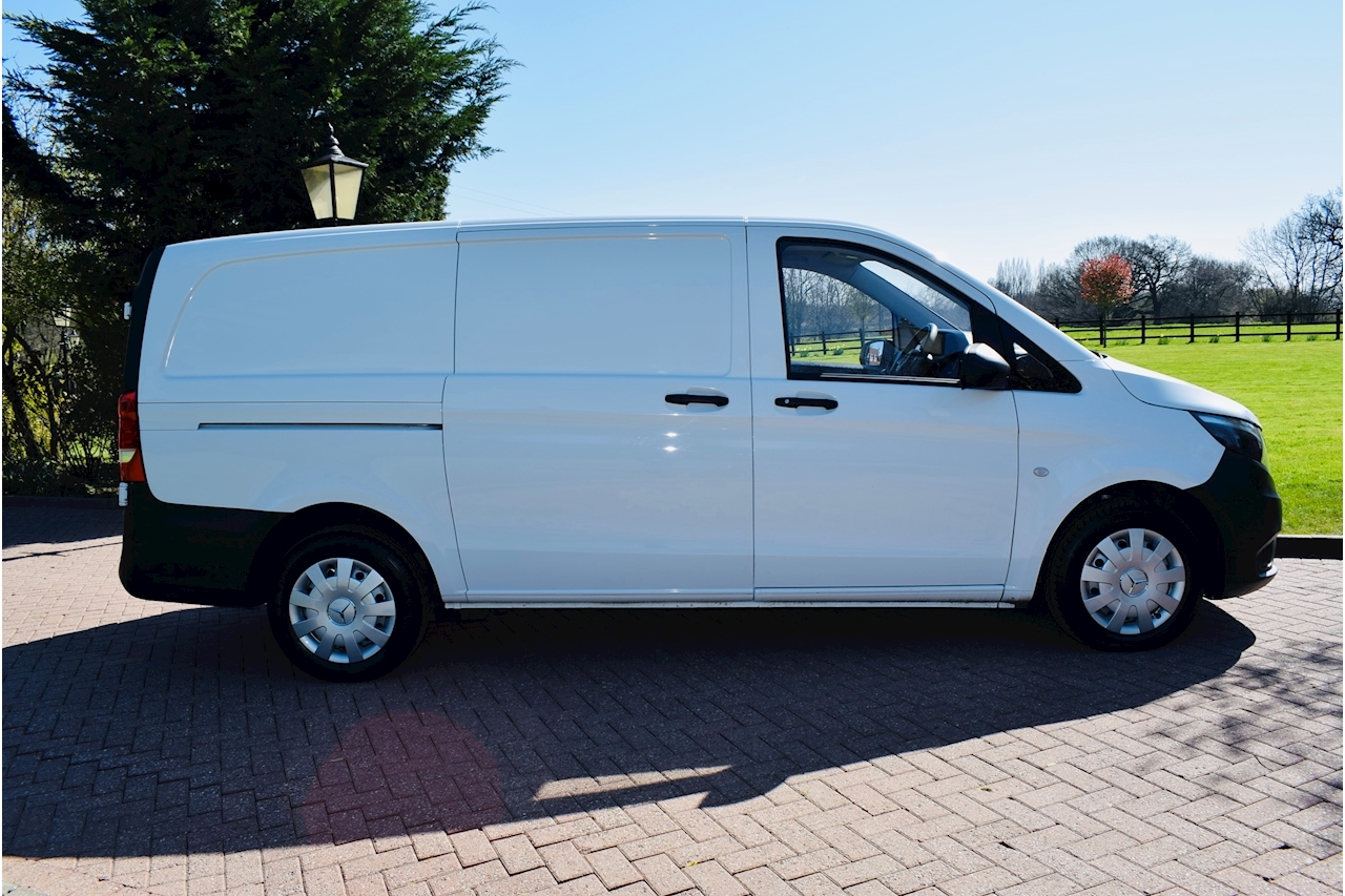 Mercedes-Benz Vito 111 Cdi Van euro 6  1.6 Manual Diesel choice of 15