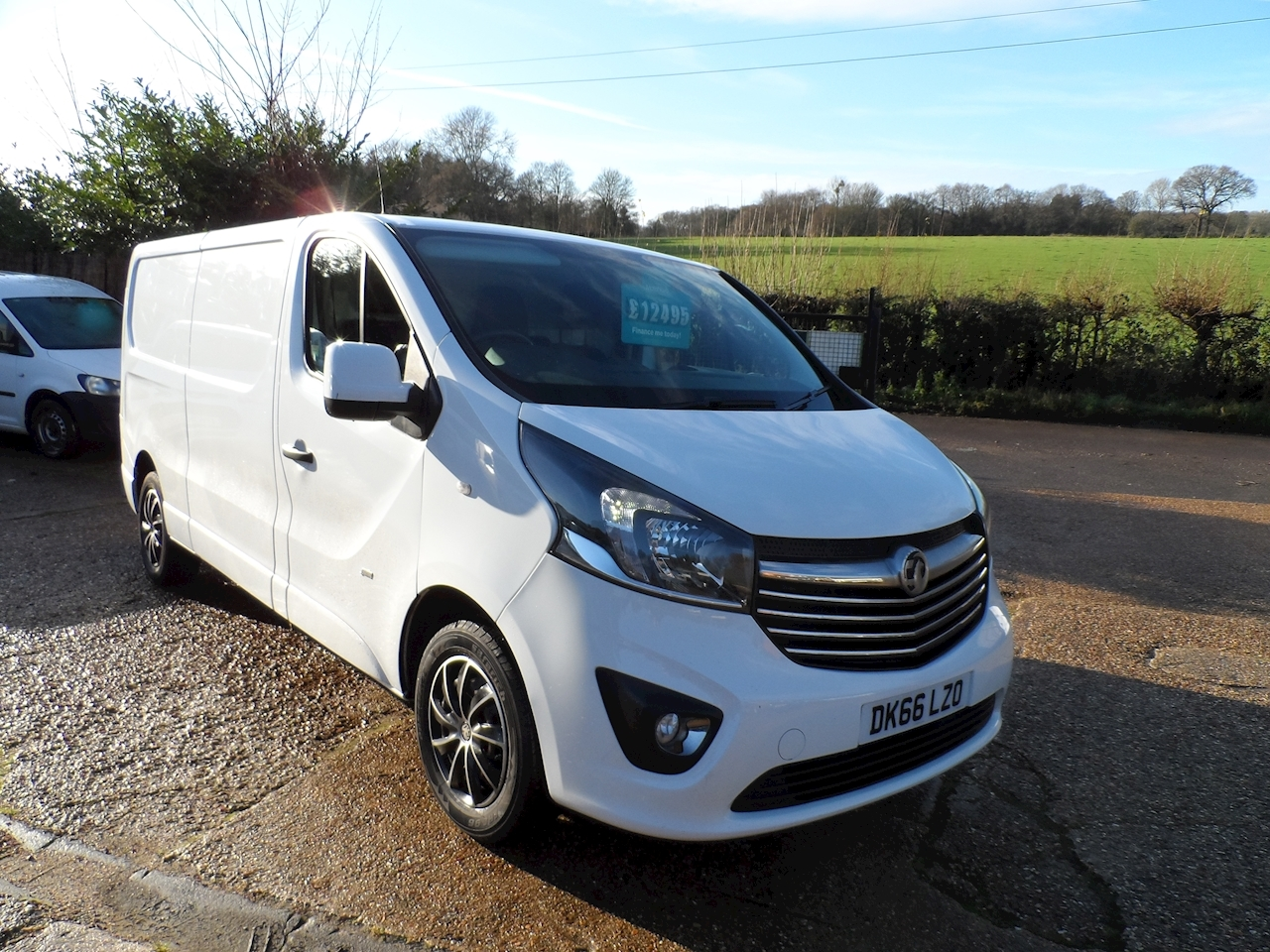 1.6 CDTi 2900 Sportive Panel Van 5dr Diesel Manual L2 H1 EU5 (115 ps)