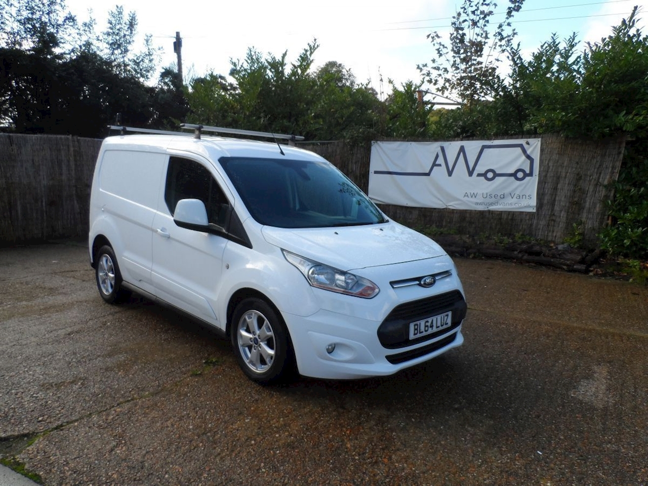 Transit Connect 200 Limited P/V Panel Van 1.6 Manual Diesel
