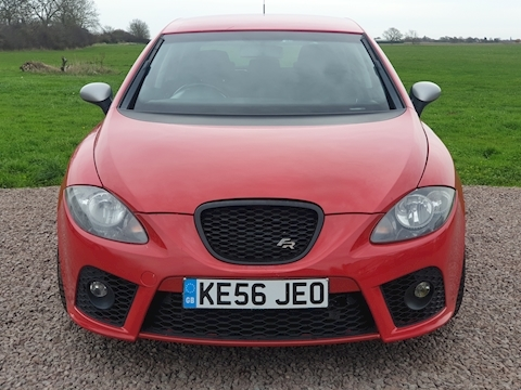 Leon FR 2.0 5dr Hatchback Manual Diesel