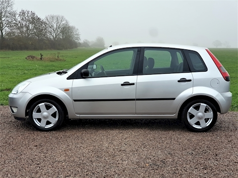 Fiesta Zetec 1.4 5dr Hatchback Manual Petrol