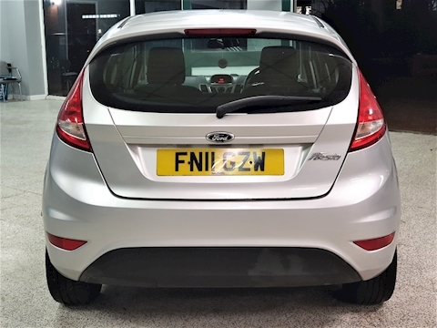 Fiesta Edge 1.3 3dr Hatchback Manual Petrol