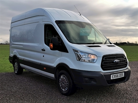 2.2 TDCi 350 Panel Van 5dr Diesel Manual RWD L3 H3 EU5 (125 ps)