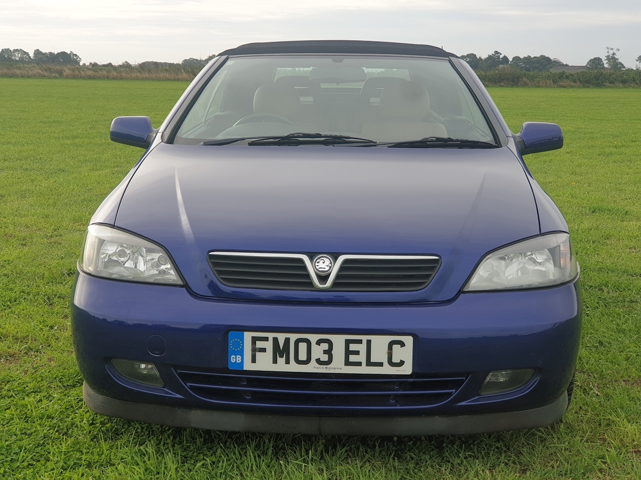 Vauxhall Astra Edition 100 2.2 2dr Convertible Manual Petrol