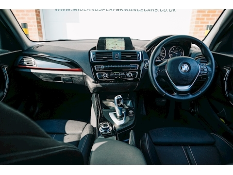 1 Series 116d Sport 5-Door 5 Door Sports Hatch 1.5 Automatic Diesel