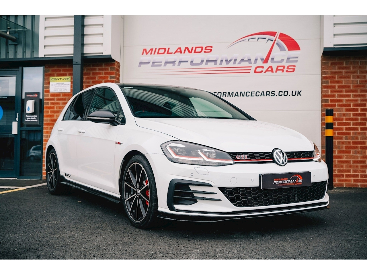 Golf Gti Tcr Dsg Hatchback 2.0 Semi Auto Petrol