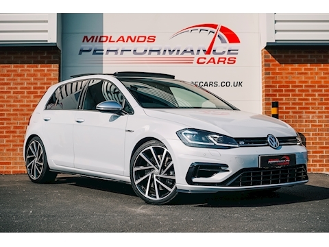 Golf R Hatchback 2.0 DSG Petrol