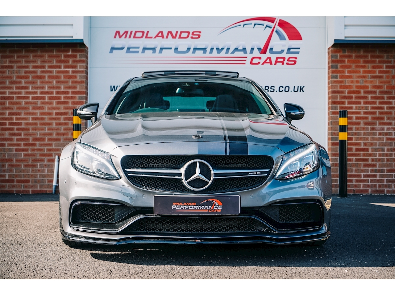 C Class C63 Amg Coupe 4.0 SpdS MCT Petrol