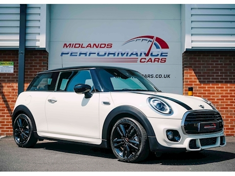 Mini Cooper Sport Hatchback 1.5 Manual Petrol