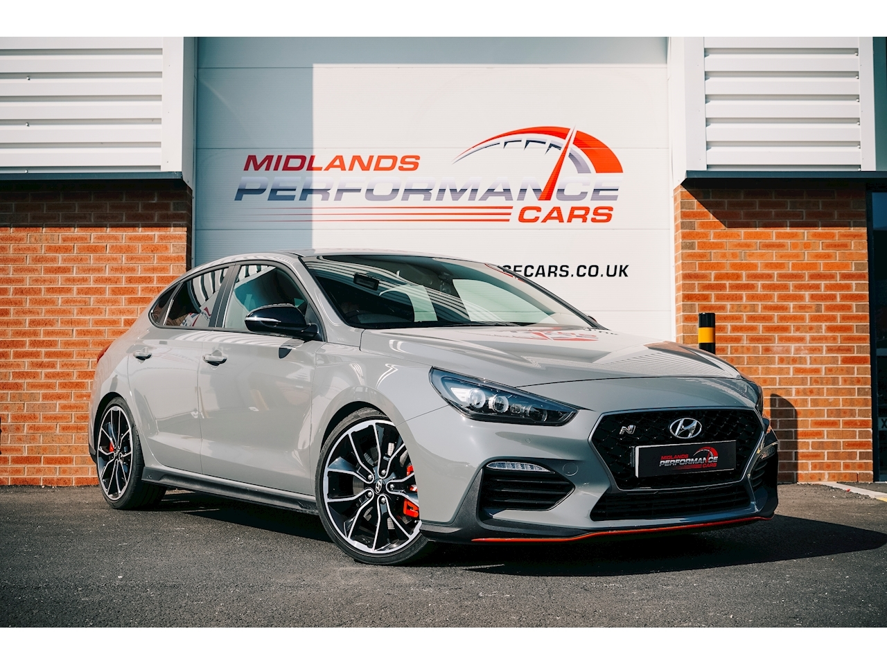 Hyundai i30 N Performance Fastback 2.0 Manual Petrol