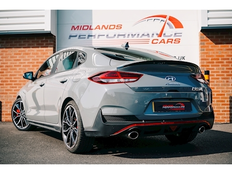 i30 N Performance Fastback 2.0 Manual Petrol