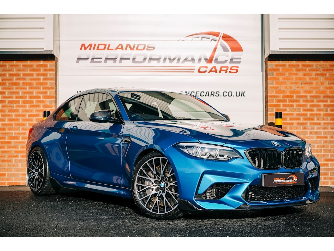 BMW M2 Series M2 Competition Coupe 3.0 Automatic Petrol