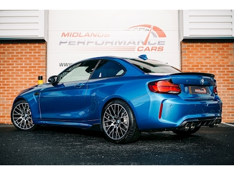 M2 Series M2 Competition Coupe 3.0 Automatic Petrol
