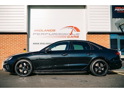 S4 Black Edition Saloon 3.0 Tiptronic Diesel
