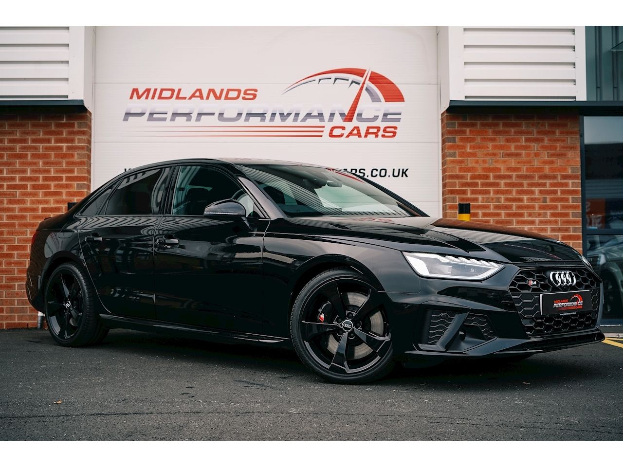 Audi S4 Black Edition Saloon 3.0 Tiptronic Diesel
