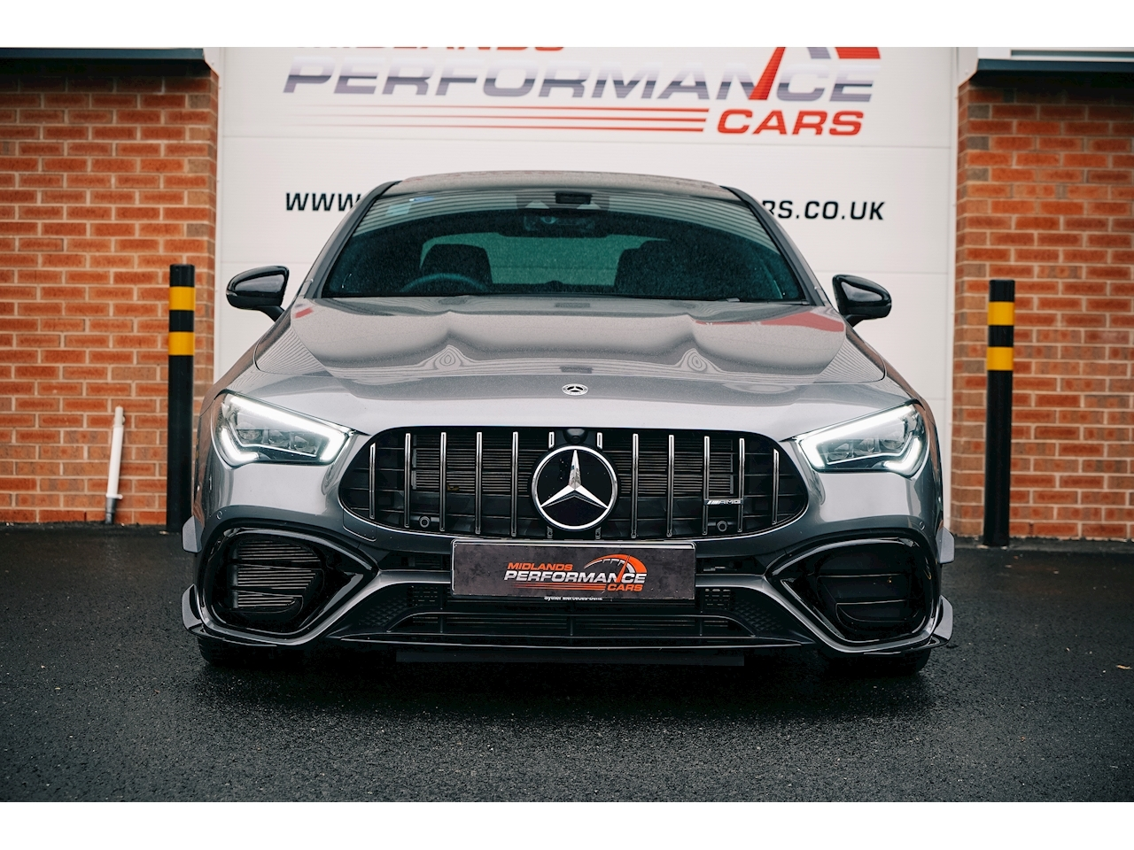 Cla CLA AMG 45 S 4MATIC+ Plus Coupe Coupe 2.0 AMG SPEEDSHIFT DCT 8G Petrol