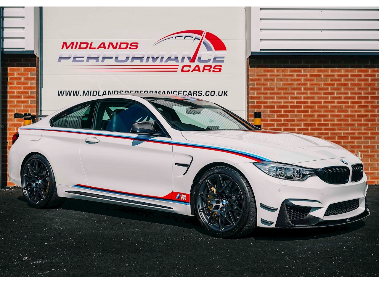 BMW M4 Series M4 DTM Champion Edition Coupe Coupe 3.0 Automatic Petrol