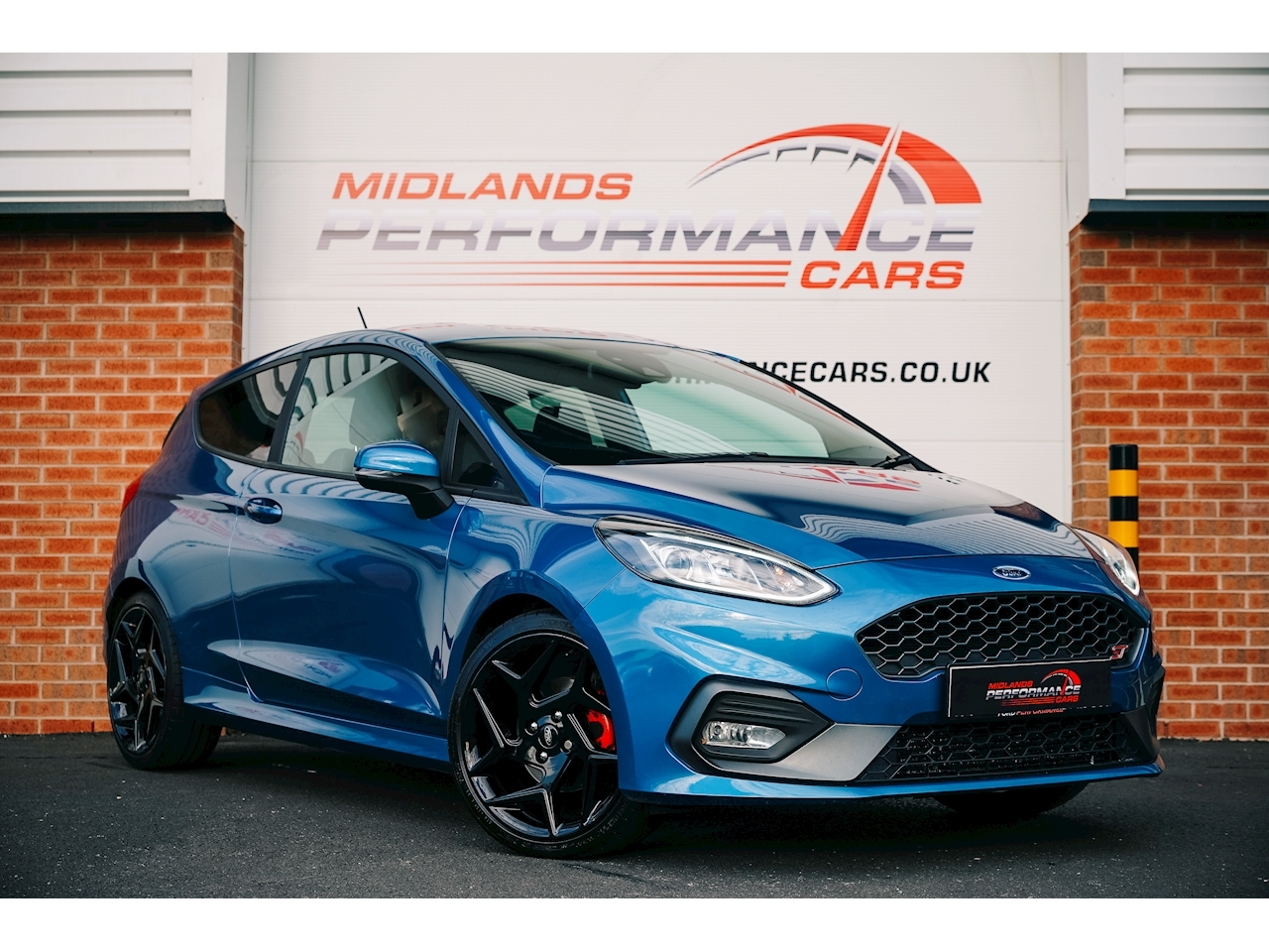 Ford Fiesta ST-2 Hatchback 1.5 Manual Petrol