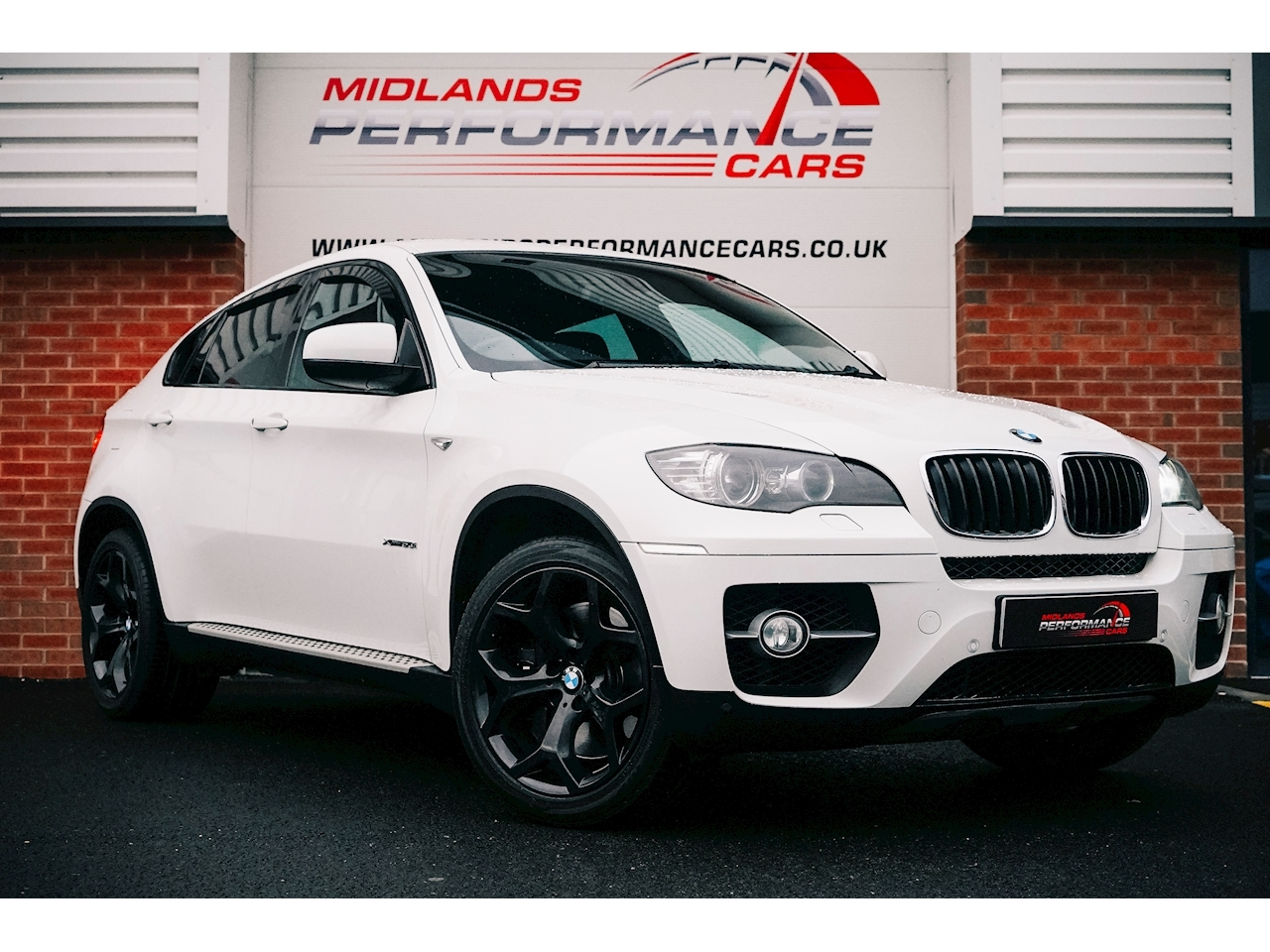 BMW X6 Series X6 xDrive50i 4x4 4.5 Automatic Petrol