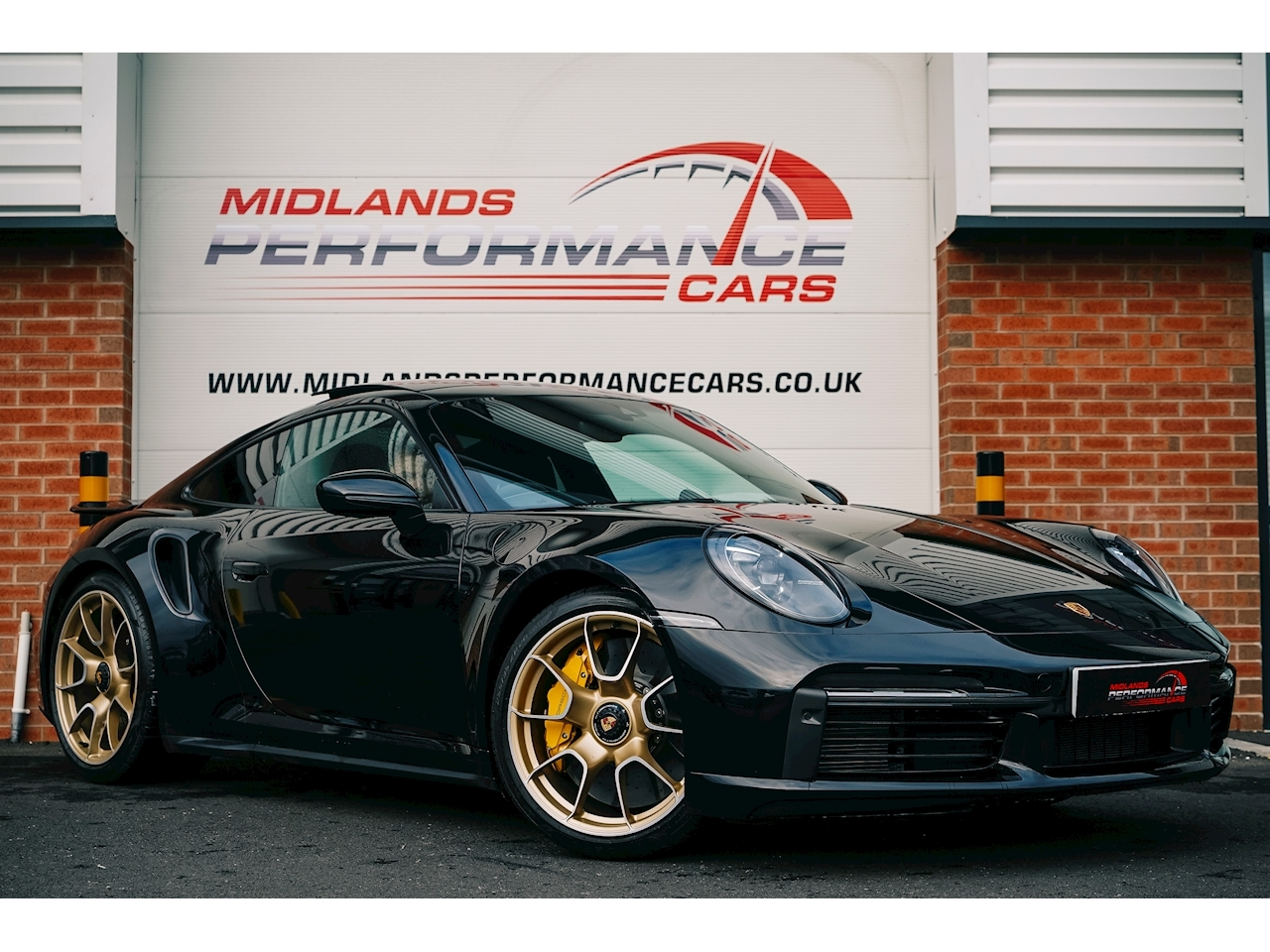 Porsche 911 Turbo Pdk Coupe 3.8 Semi Auto Petrol