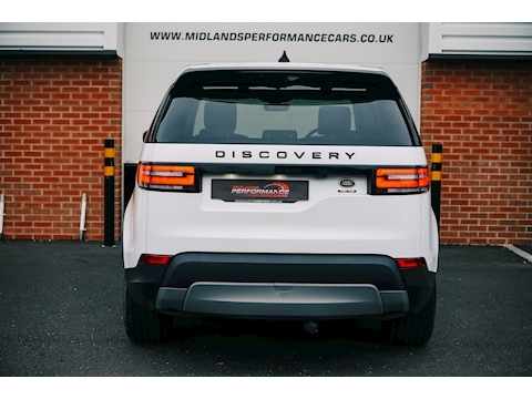 Discovery HSE Luxury TDV6 SUV 3.0 Auto Diesel