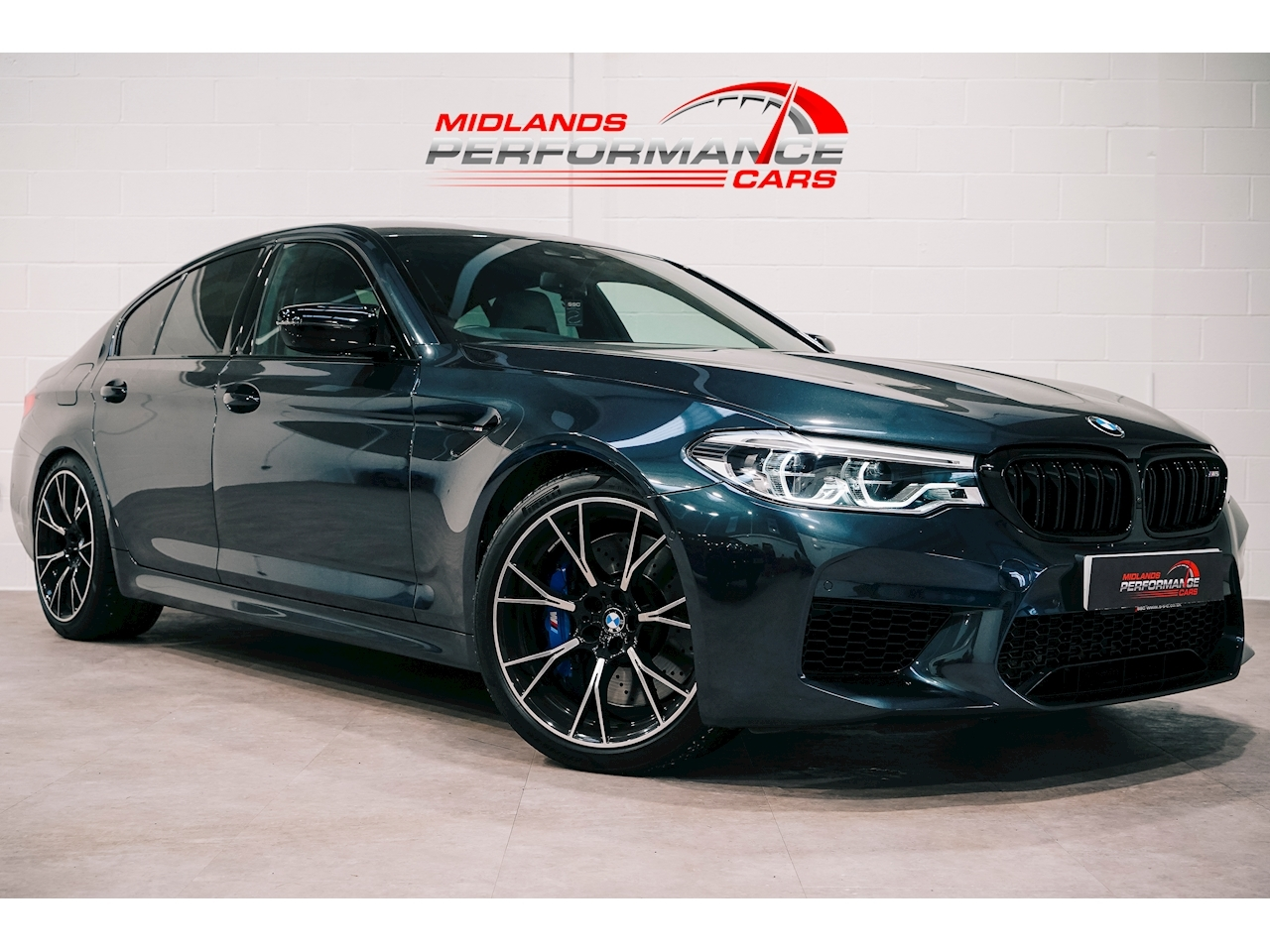 M5 Series BMW M5 Competition Saloon Saloon 4.4 Automatic Petrol