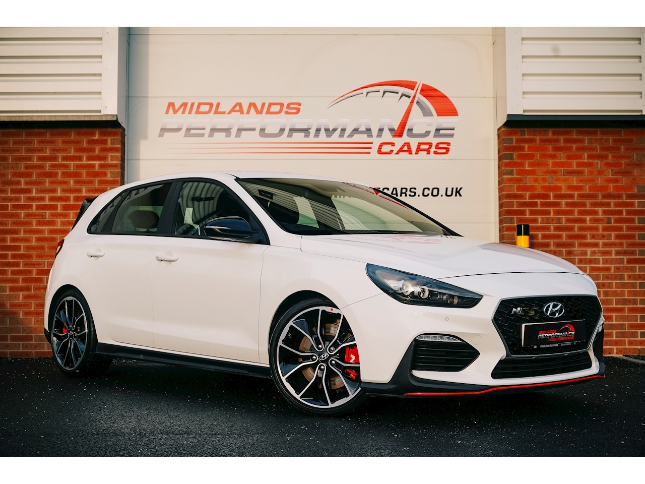Hyundai 2.0 T-GDi N Performance Hatchback 5dr Petrol (s/s) (275 ps)